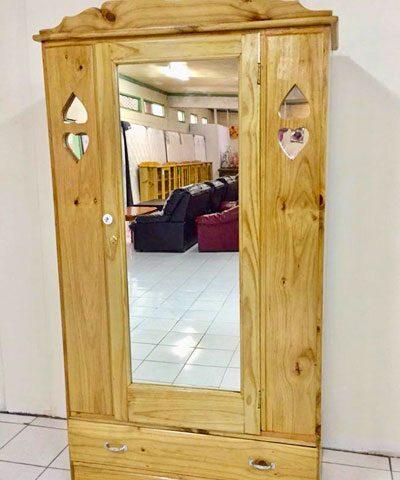 Wooden Wardrobe 1